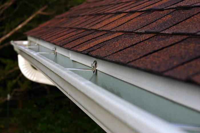 Install Rain Gutters Edmond Roofing Contractors Repair Services